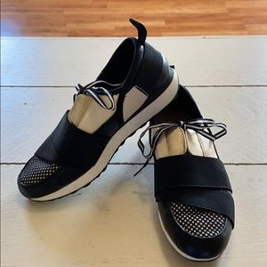 Like new- A New Day slip on sneakers, 7.5